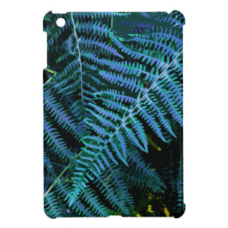 THE BLUE FERN COVER FOR THE iPad MINI
