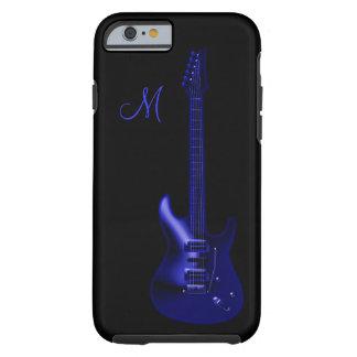 The Blue Guitar Monogram iPhone 6 Case