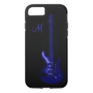 The Blue Guitar Monogram iPhone 7 Case