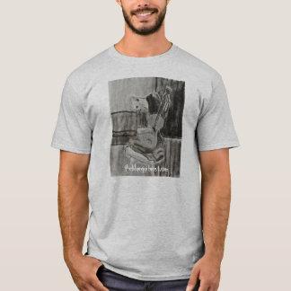 "The Blue Guitarist ""The Blue Guitarist"" T-Shirt"