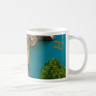 """""""The Blue Hole"""" Coffee Mug"""