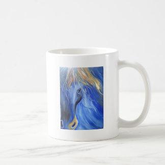 the Blue Horse Coffee Mug
