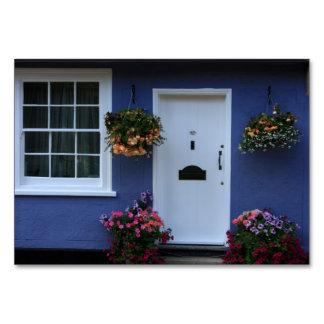 The Blue House, Saffron Walden, Essex, UK Table Cards