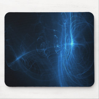The Blue Investigation Mouse Pad