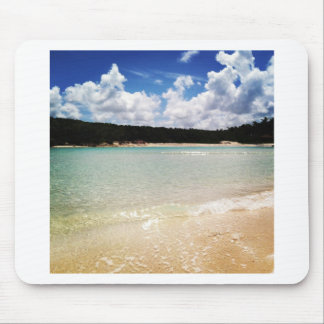 The Blue Lagoon Mouse Pad
