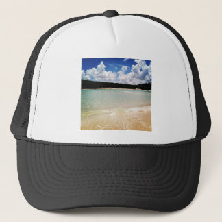 The Blue Lagoon Trucker Hat
