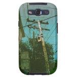 The Blue Lex Sunset Samsung Galaxy S3 Cases