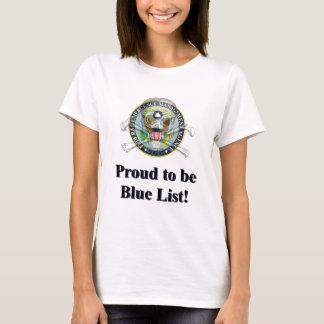 The Blue List T-Shirt