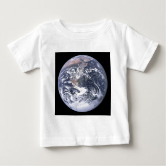 """The Blue Marble"" Earth seem from Apollo 17 Baby T-Shirt"