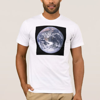 """""""The Blue Marble"""" Earth seem from Apollo 17 T-Shirt"""