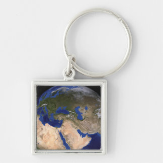 The Blue Marble Next Generation Earth 2 Keychain