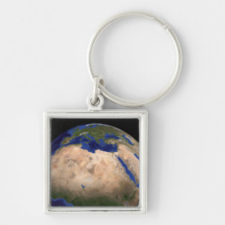 The Blue Marble Next Generation Earth 3 Keychain
