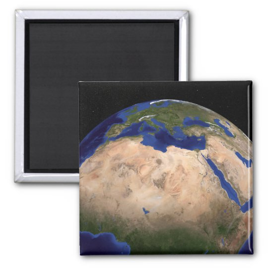 The Blue Marble Next Generation Earth 3 Magnet