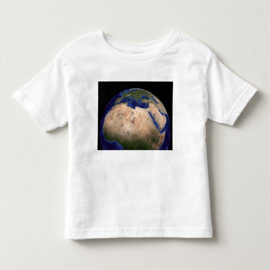 The Blue Marble Next Generation Earth 3 Toddler T-shirt