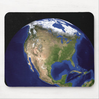 The Blue Marble Next Generation Earth 4 Mouse Pad
