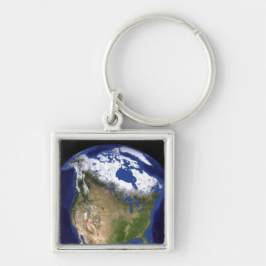 The Blue Marble Next Generation Earth 5 Keychain