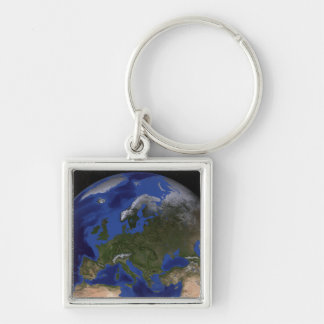 The Blue Marble Next Generation Earth 6 Keychain