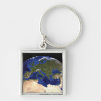 The Blue Marble Next Generation Earth 7 Keychain
