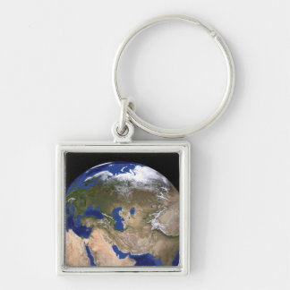 The Blue Marble Next Generation Earth Keychain