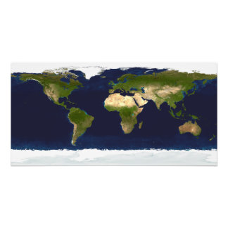 The Blue Marble Photo Print