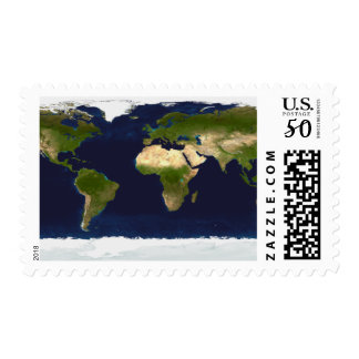 The Blue Marble Postage