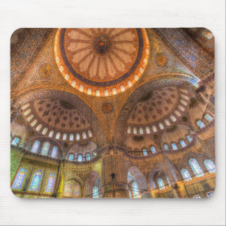 The Blue Mosque Istanbul Mouse Pad