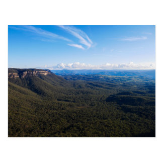 The Blue Mountains, New South Wales - Postcard