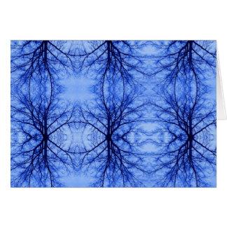 The Blue Nine Card
