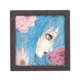 The Blue Nymph Gift Box