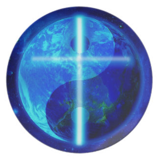 The Blue Planet Plate
