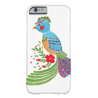 The Blue Quetzal Barely There iPhone 6 Case