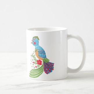 The Blue Quetzal Coffee Mug