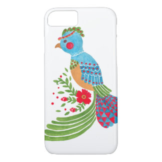 The Blue Quetzal iPhone 7 Case
