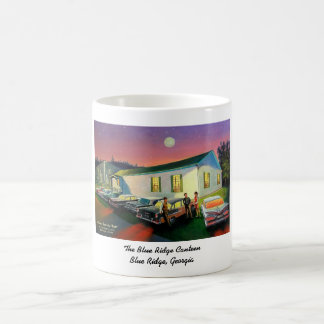 The Blue Ridge Canteen Mug