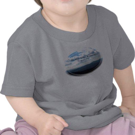 """The Blue Ridge Mountains"" Infant T-Shirt"