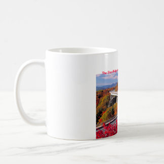 The Blue Ridge Parkway - Linn Cove Viaduct Coffee Coffee Mugs