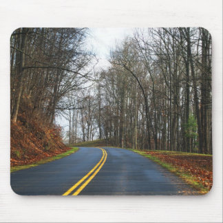 The Blue Ridge Parkway Mouse Pad