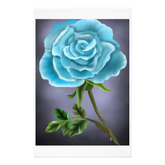 The Blue Rose Stationery