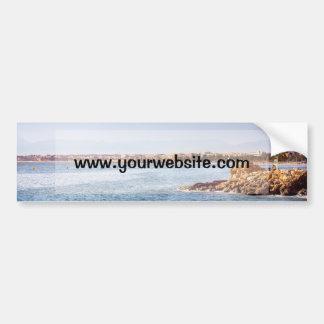 The Blue Sea Bumper Sticker