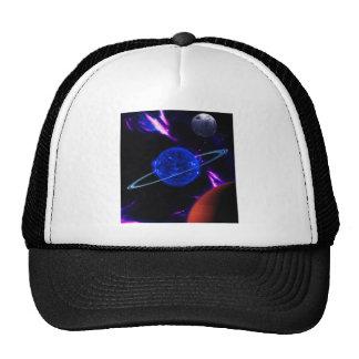 The Blue Sun Trucker Hat