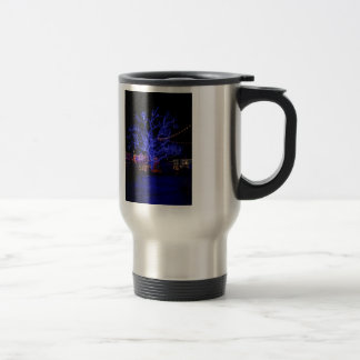 The Blue Tree Greetings Travel Mug
