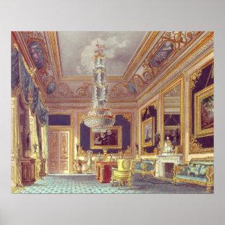 The Blue Velvet Room, Carlton House Poster