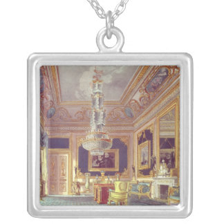 The Blue Velvet Room, Carlton House Silver Plated Necklace