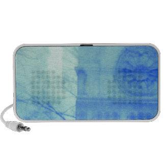 The Blue Virgin Speaker