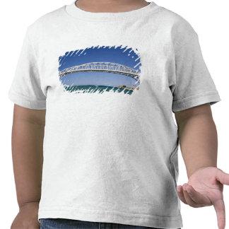 The Blue Water Bridge is a twin-span bridge Tee Shirts