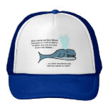 The Blue Whale... Mesh Hats