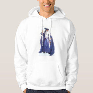 The Blue Wizard Hoodie