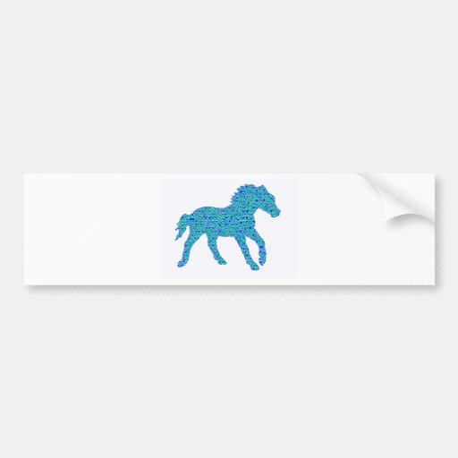 The BlueRidge Traveler Car Bumper Sticker