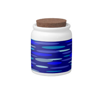 The Blues Candy Jars