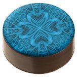 The Blues Kaleidoscope  Dipped Oreo® Cookies